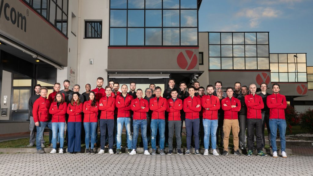 YCOM careers. Join the team