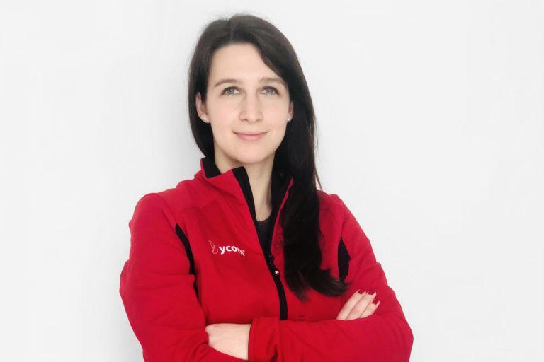 Girls in motorsport: Margherita Carrer Junior Structural Engineer at Ycom- portrait