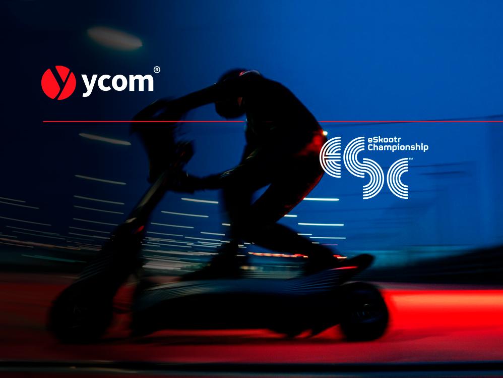 eSC announces YCOM as official eSkootr supplier