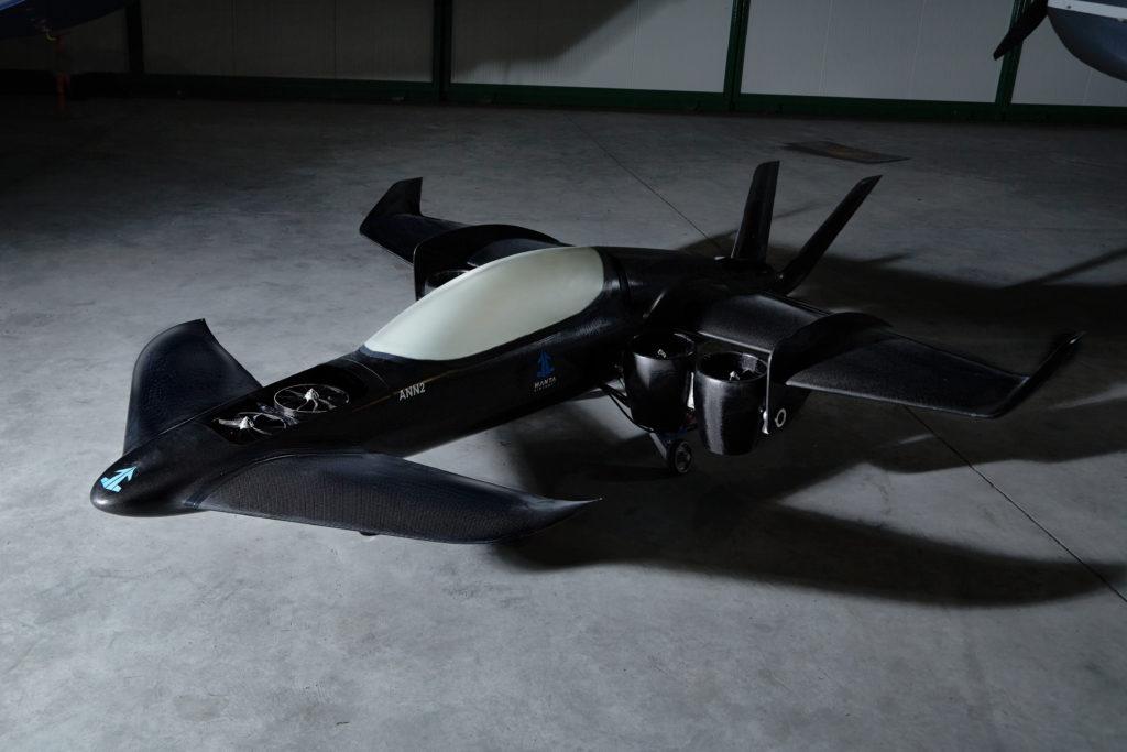 Manta Aircraft scale model 1:3